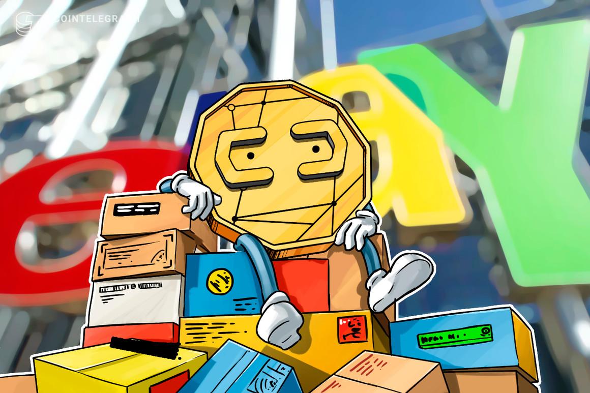 Ebay implementaría opciones de pagos con criptomonedas y subastas de NFT