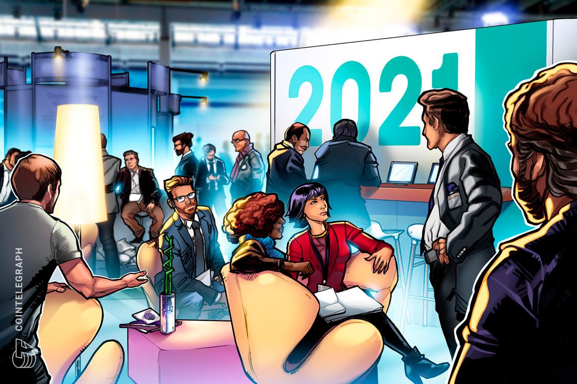 Los eventos sobre Blockchain vuelven a ser presenciales