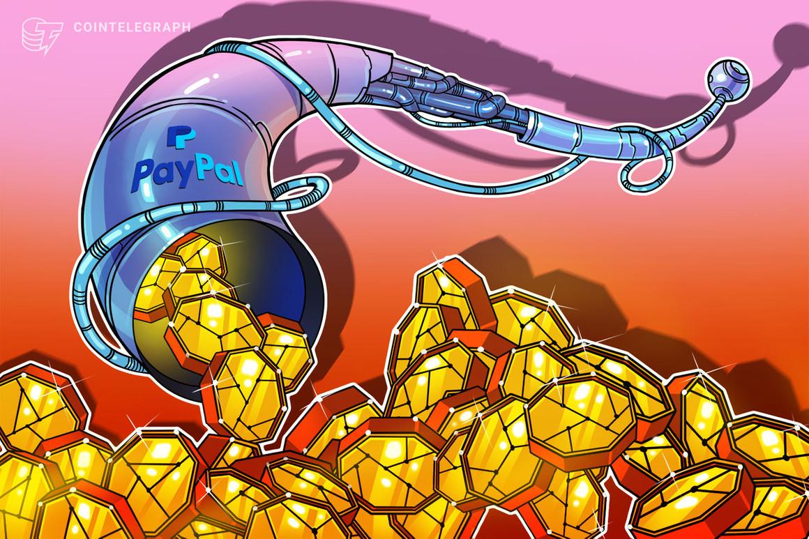PayPal permitirá a sus usuarios retirar sus criptomonedas a billeteras de terceros