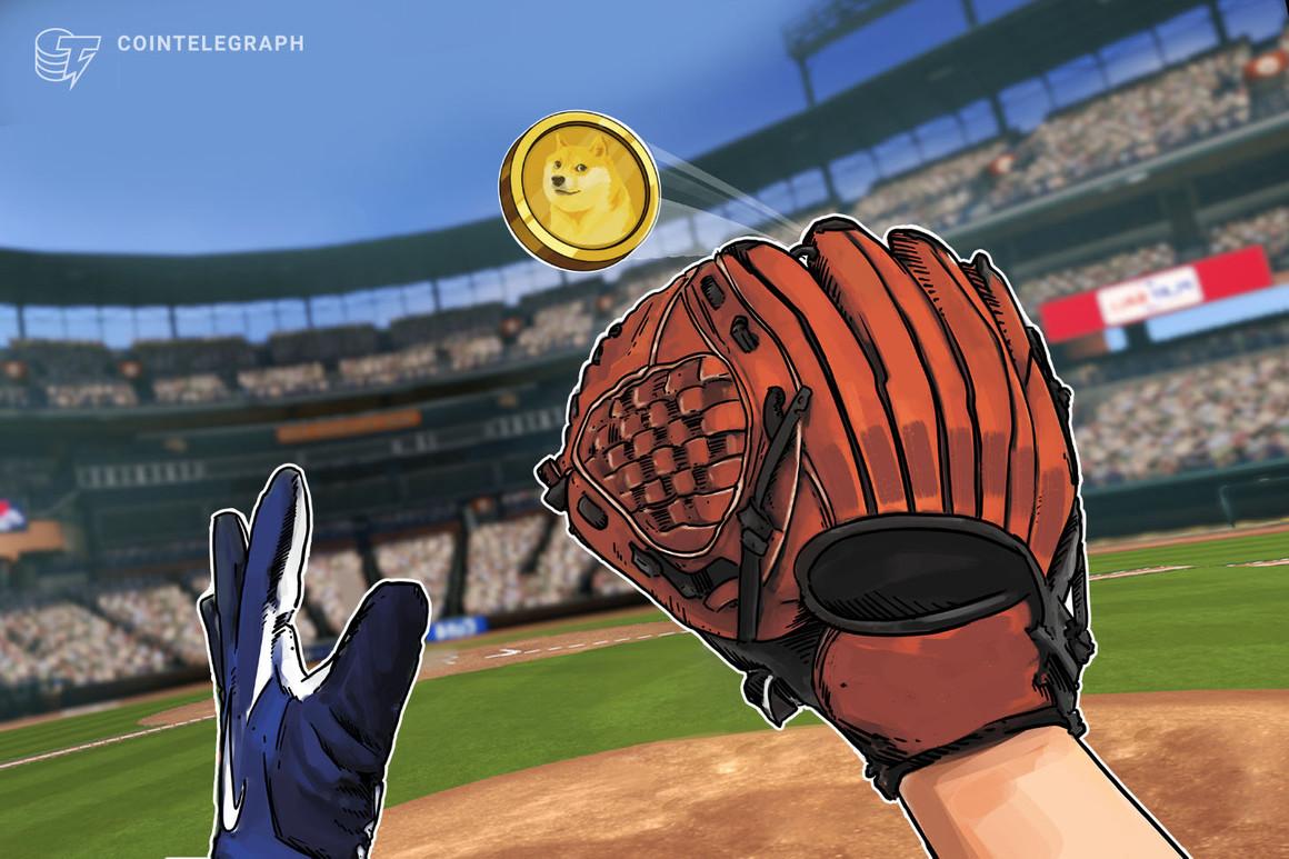 Las Grandes Ligas de Béisbol venden pares de entradas por 100 Dogecoin para ver a los Oakland Athletics
