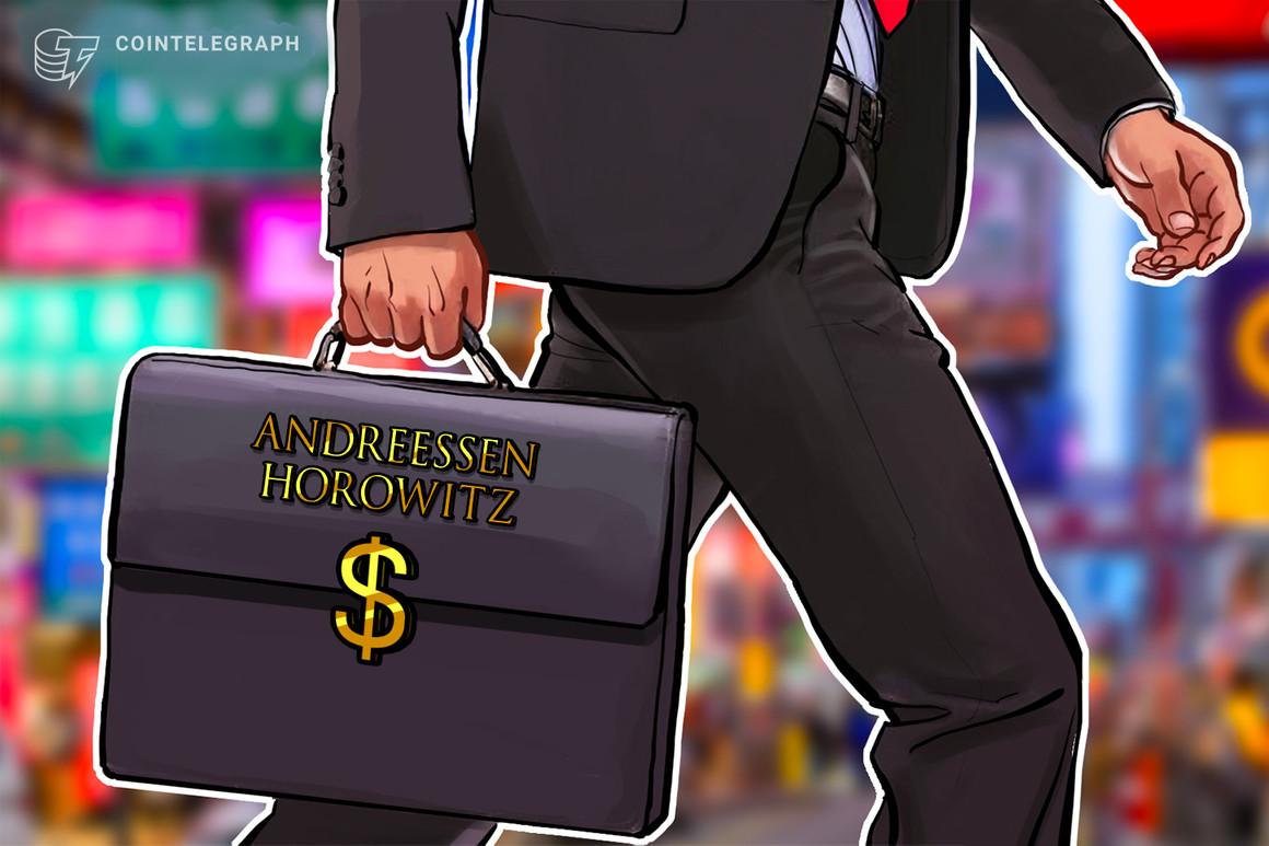 Andreessen Horowitz lidera una ronda de inversión de USD 40 millones en una plataforma de trading de criptomonedas