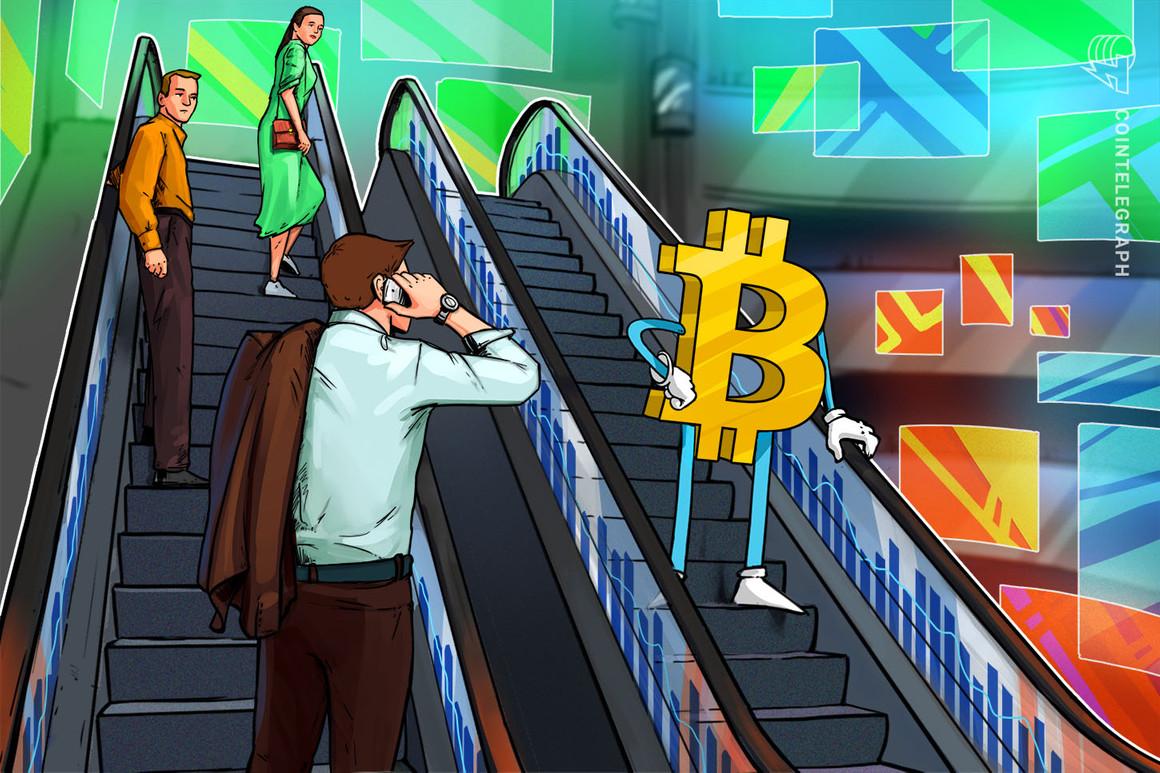 El precio de bitcoin cae por debajo de los $46,000 mientras se profundiza la corrección, y las instituciones siguen acumulando