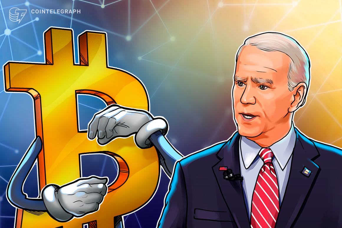Bitcoin se acerca a los USD 40,000 mientras Biden desvela el nuevo presupuesto de gasto federal de USD 6 billones