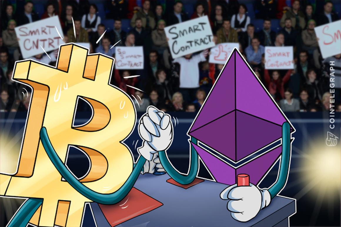 ¿En qué se diferencian Bitcoin y Ethereum?