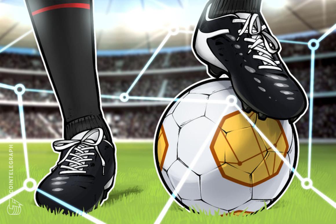 Sorare suma al equipo de fútbol argentino Racing Club con tokens coleccionables