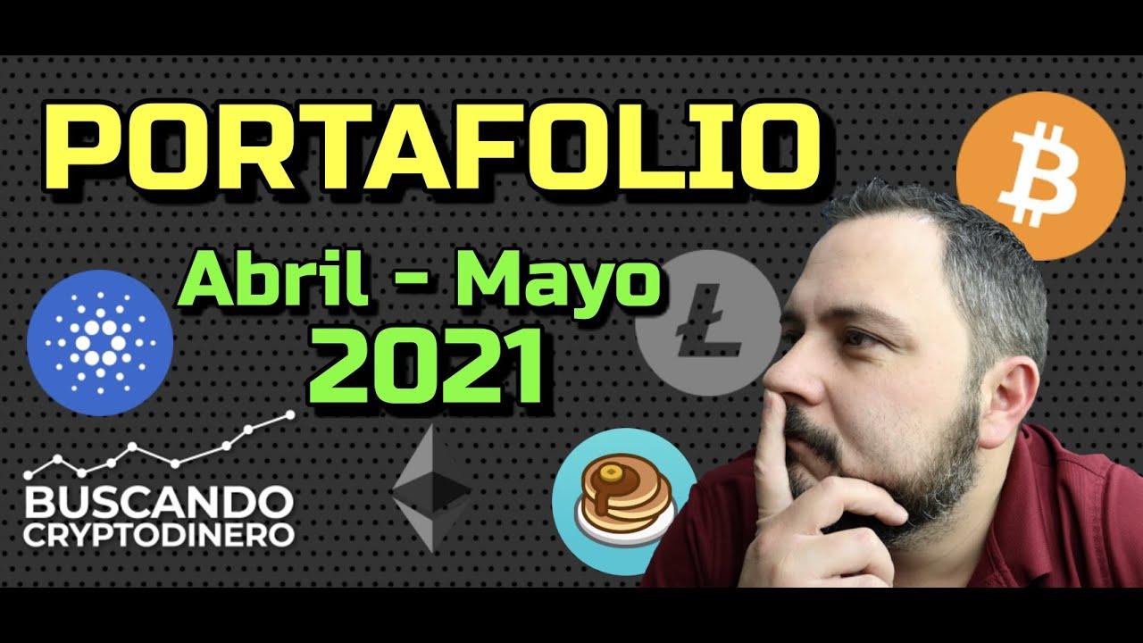 """✅ Mi Portafolio """"MAYO 2021"""" ➤ 65% en 1 mes #Crypto #BCD"""