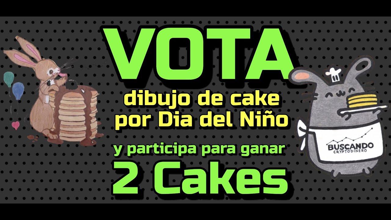 🔥 VOTA por tu Dibujo FAVORITO… 📈 BCD + 🥞 Pancake = Día del Niño !!!