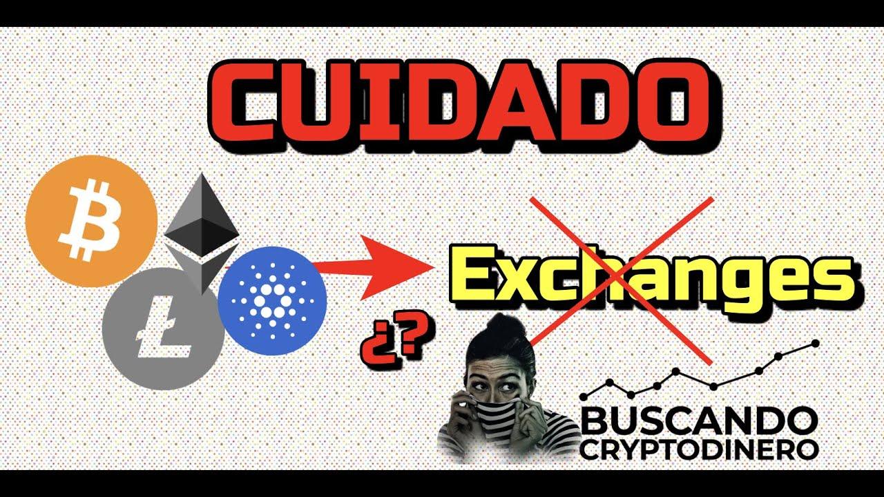 ⛔️ NO dejes tu dinero en los Exchanges !!! Cuida tus Crypto !!!