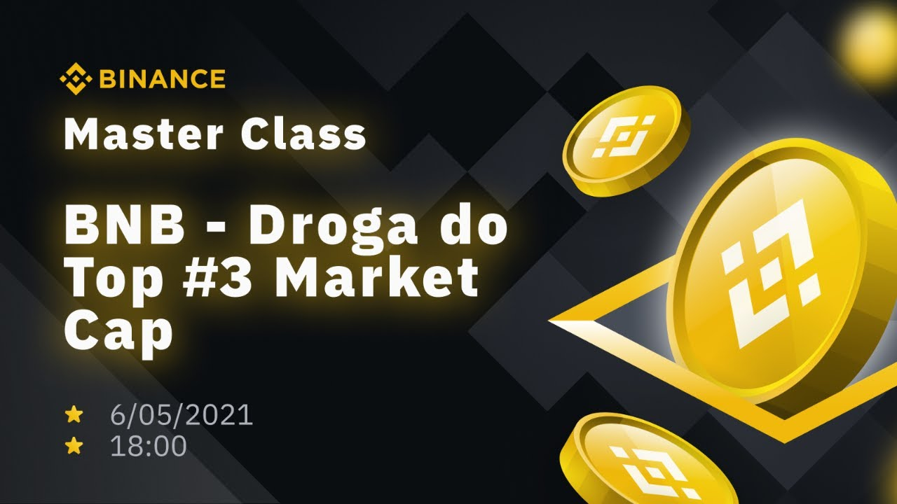 BNB – Droga do Top #3 Market Cap