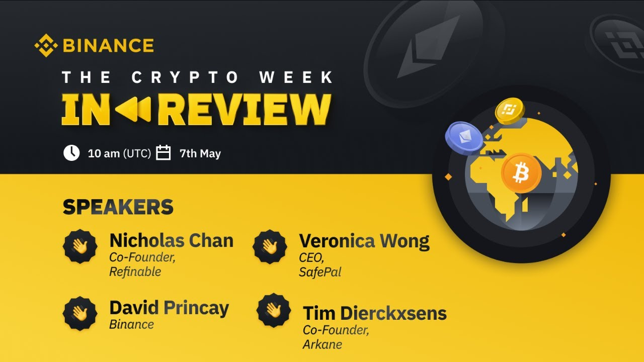 Crypto Week in Review:  New ATHs, ongoing NFT frenzy, updates from leading BSC projects and more!