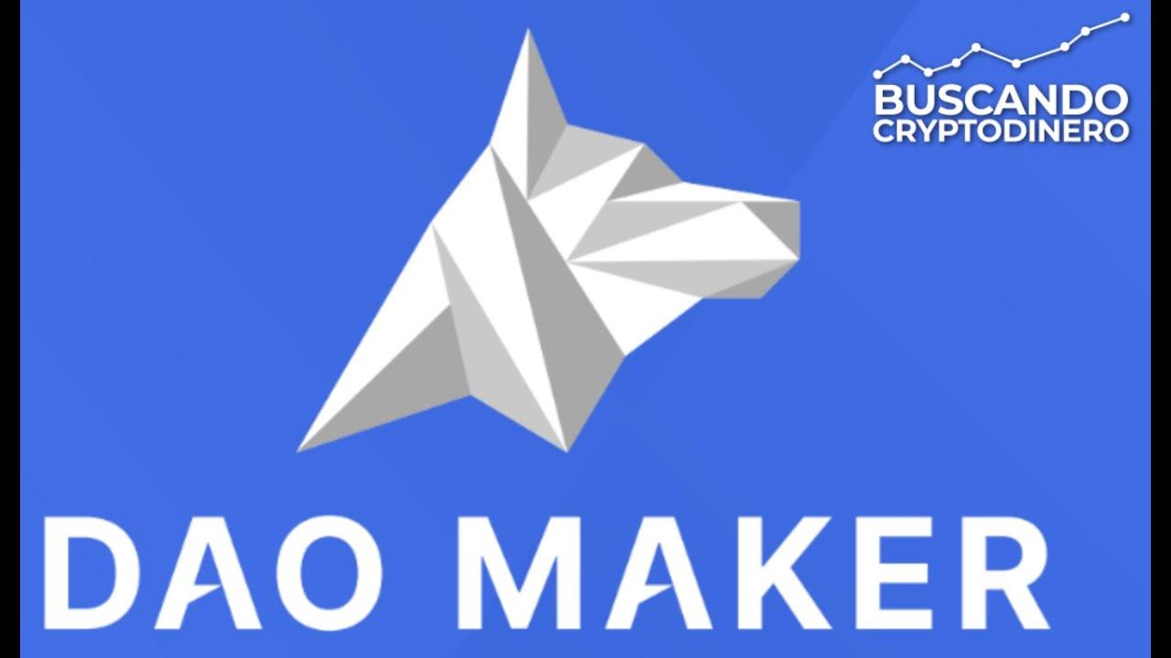 """DAO MAKER """"DAO"""" Que es?? 🔥 ☞Predicción de PRECIOS 🤑 2021 2026 ☜    Me CONVIENE invertir 💰??"""