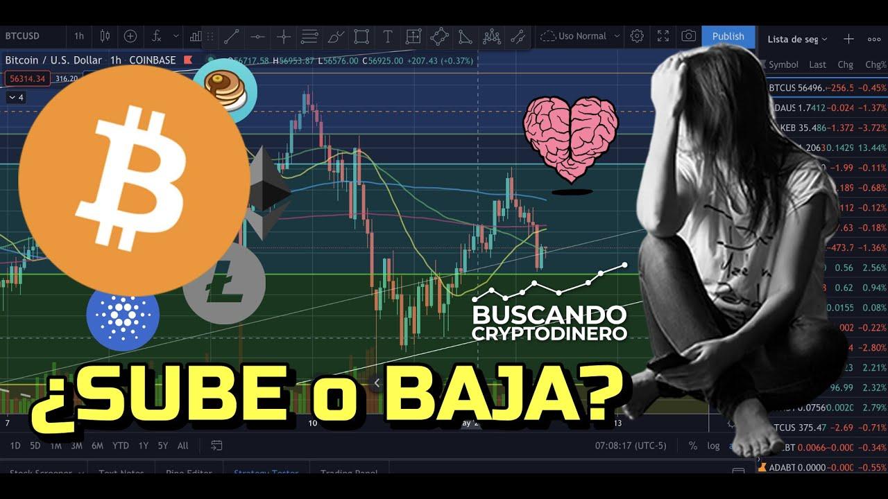 ❓Bitcoin ➤ Alcista o Bajista??? + 16 Monedas y Rifa de Litecoin !!!