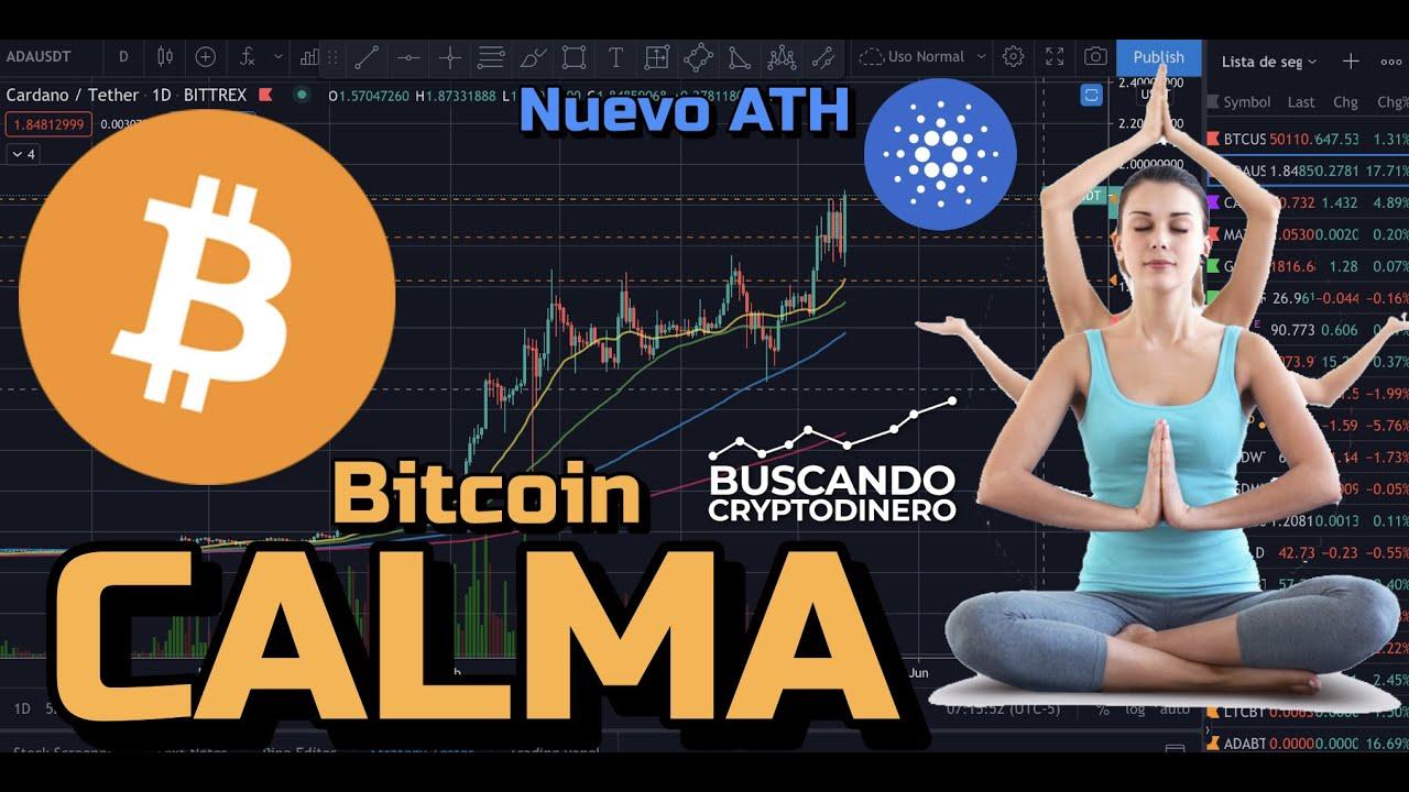 "Bitcoiners = CLAMA  🔵 Cardano ""ADA"" MUY FUERTE !!! + Rifa de Litecoin…"