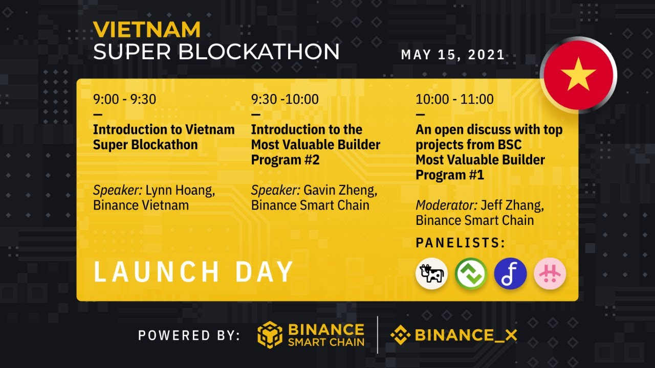 Vietnam Super Blockathon: Launch Day