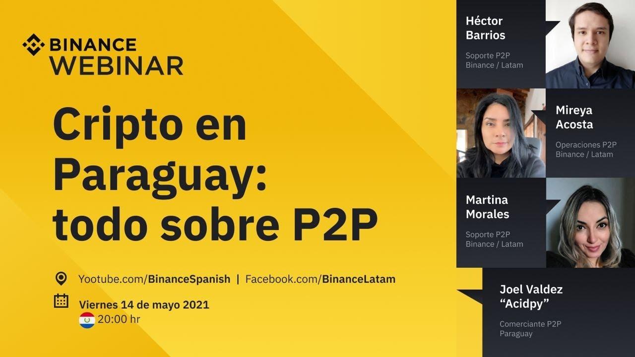 Cripto en Paraguay: Todo sobre P2P