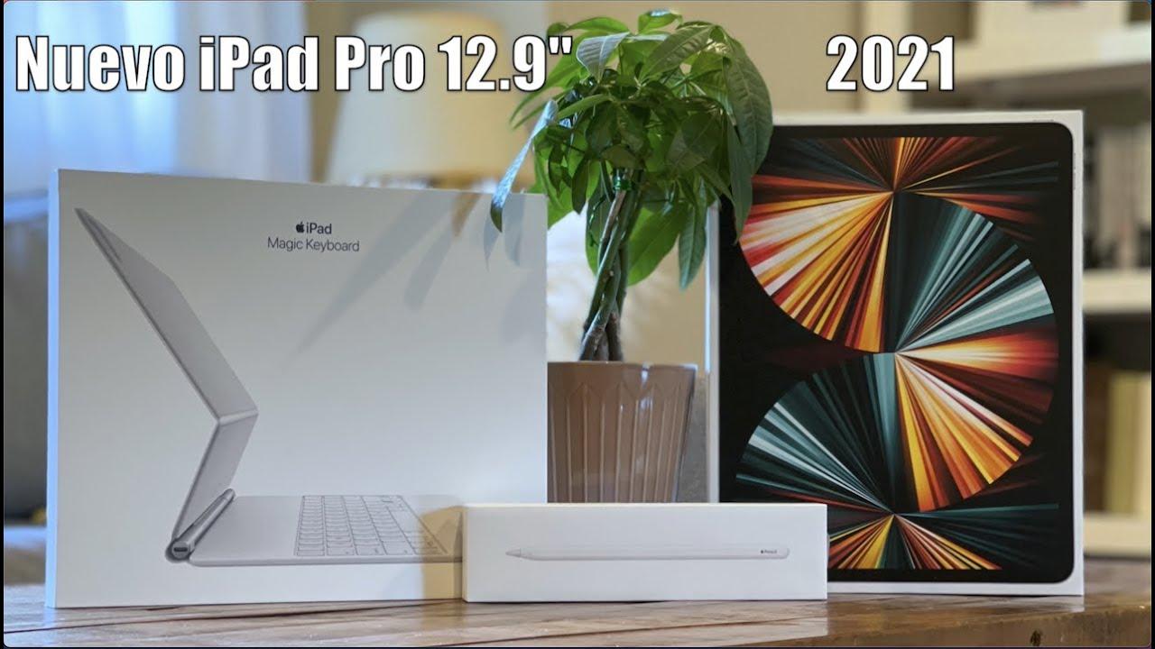 """iPad Pro 12.9"""" Quinta Generación UNBOXING y Primeras Impresiones"""