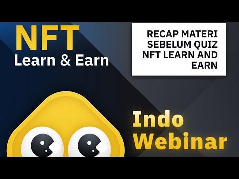 Binance Indo – NFT Webinar