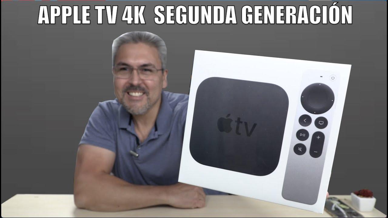 Apple TV 4K Segunda Generación Unboxing y Review