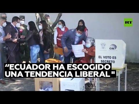 """Analista: Se ha observado """"la tendencia liberal que ha escogido el pueblo ecuatoriano"""""""