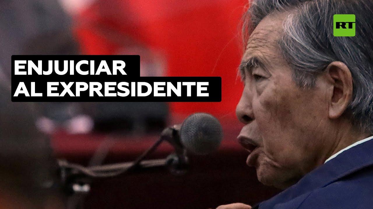 Formalizan denuncia contra Alberto Fujimori por esterilizaciones masivas y forzosas