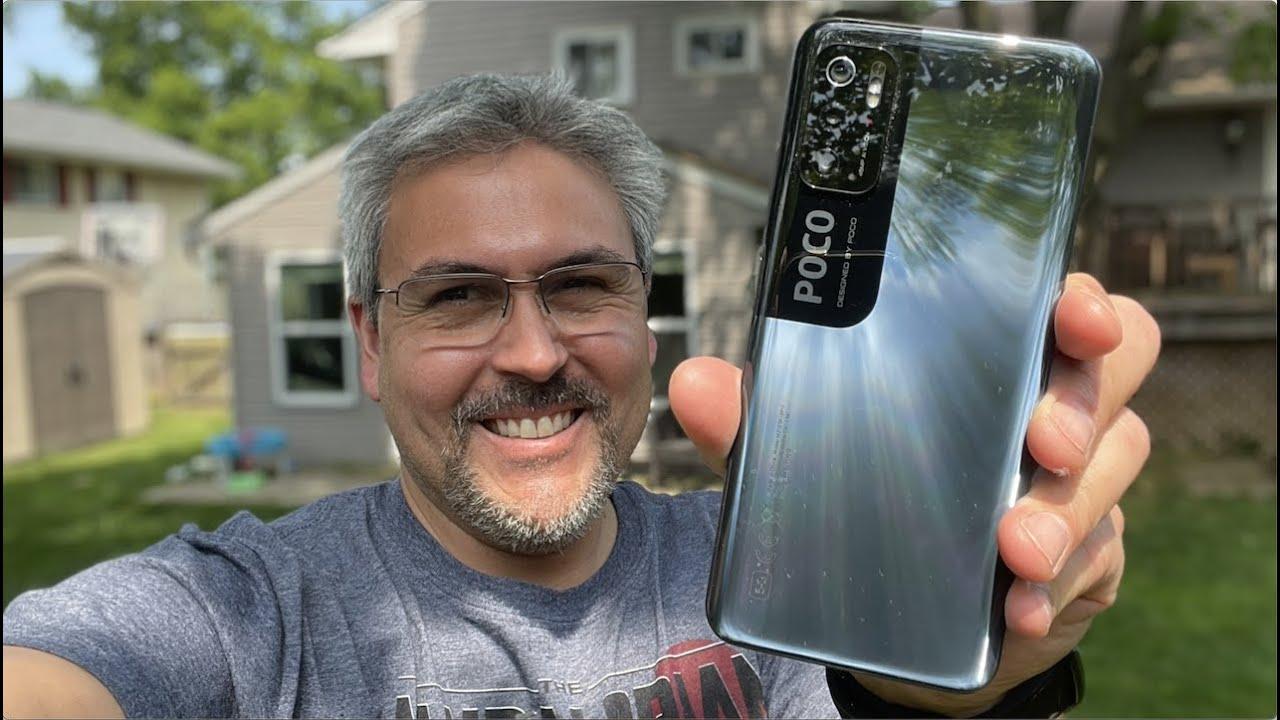 EL MAS BARATO 5G Smartphone y es muy bueno! Poco M3 Pro