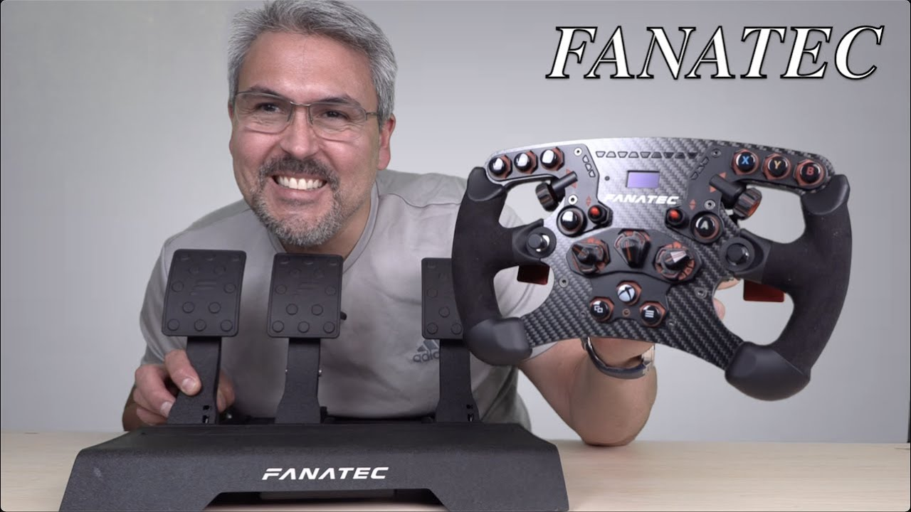 Vamos mejorando nuestro Simulador FANATEC