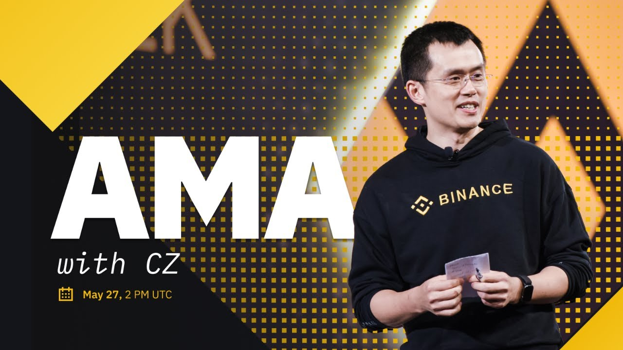 Live AMA with CZ Binance – BSC, NFT Marketplace, Binance Hotels and more!