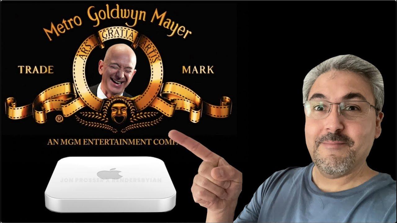 Jeff Bezos compra MGM, nueva Mac Mini filtrado iPhone 13