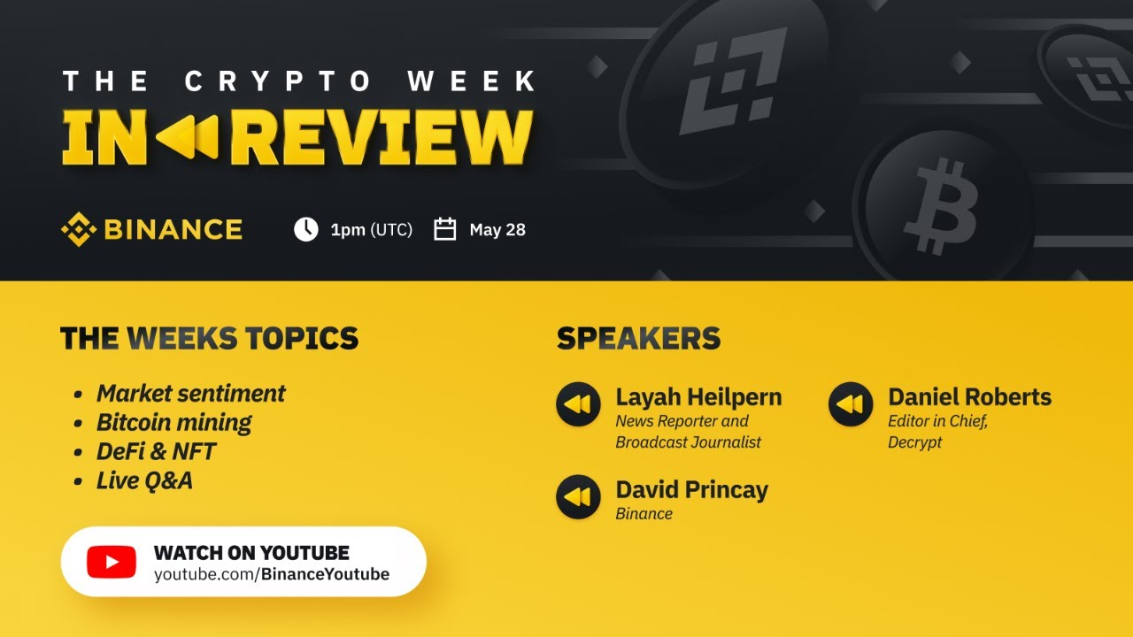Crypto Week in Review #4. Through the eyes of crypto journalists