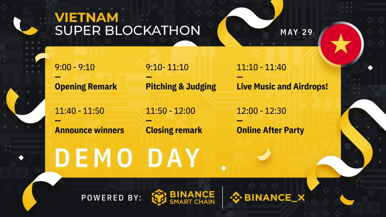 Vietnam Super Blockathon – Demo Day