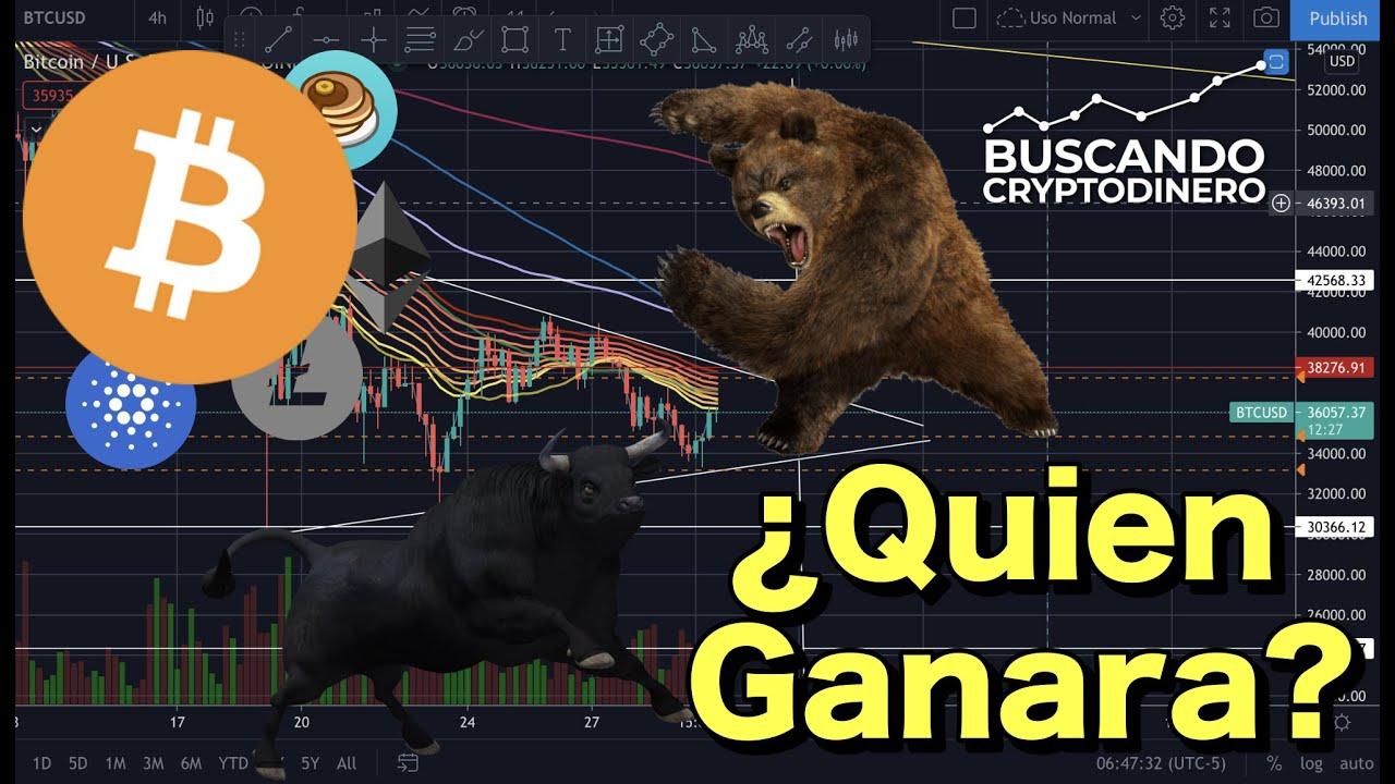 🤢 Bitcoin ➤ Lograra romper la resistencia? + 6 monedas y Rifa de Litecoin !!