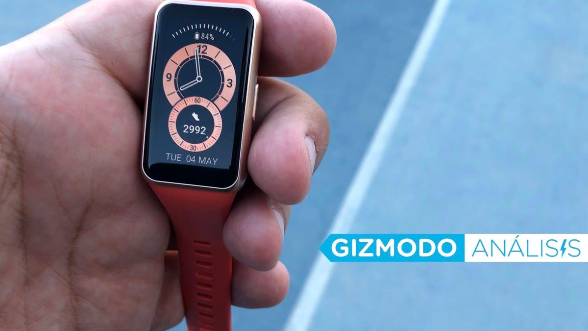 por fin una pulsera barata que planta cara a la Mi Band de Xiaomi