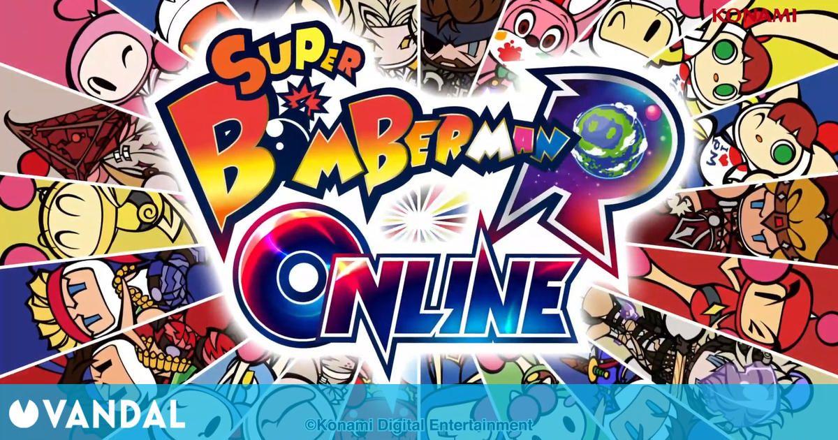 Super Bomberman R Online llegará a PC, PS4 y Nintendo Switch el 27 de mayo
