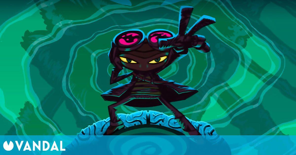 Psychonauts 2 muestra su jugabilidad y una de las nuevas habilidades en vídeo e imágenes