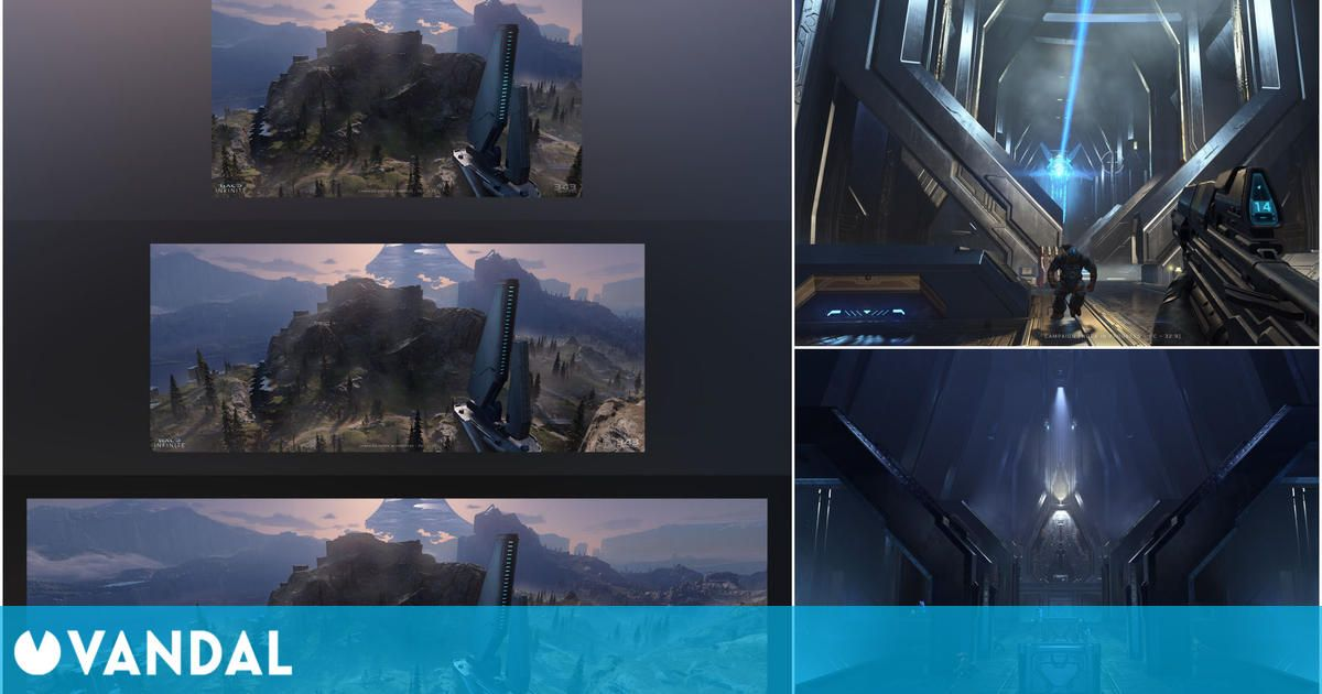 Halo Infinite da detalles de su versión de PC, que se ha desarrollado desde cero