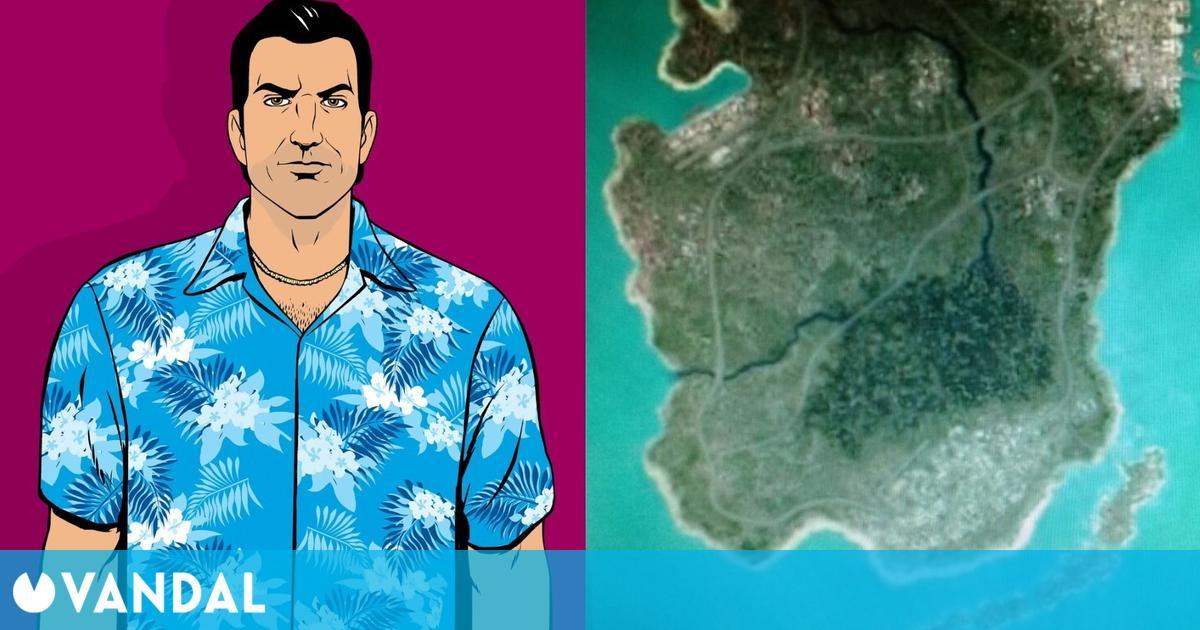 GTA 6: Se filtra parte de su supuesto mapa, que nos llevaría de vuelta a Vice City