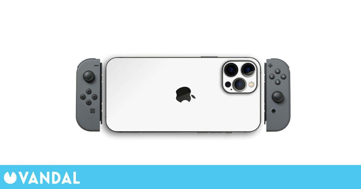 Apple está creando una consola híbrida al estilo Switch con un nuevo chip, según un rumor