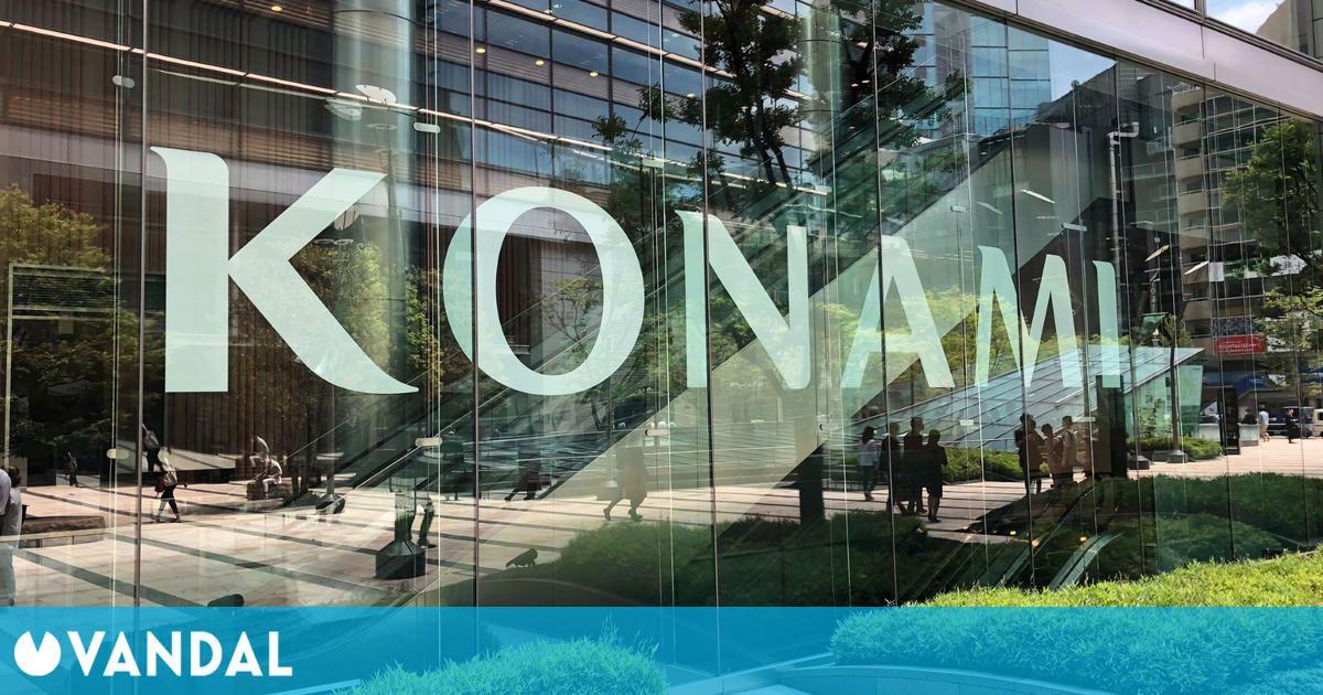 Konami no asistirá al E3 2021 por estar trabajando en varios 'proyectos clave'