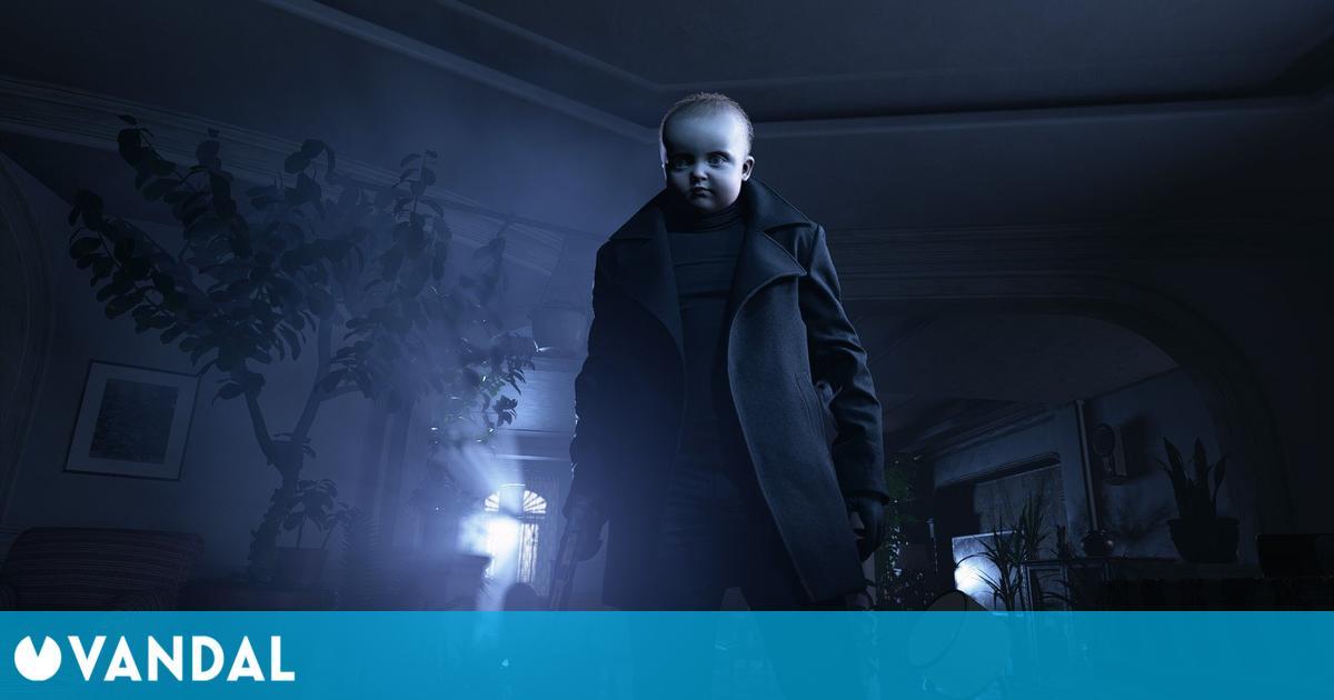 Resident Evil 8 Village: Un nuevo mod pone la cara del bebé en el cuerpo de Chris Redfield