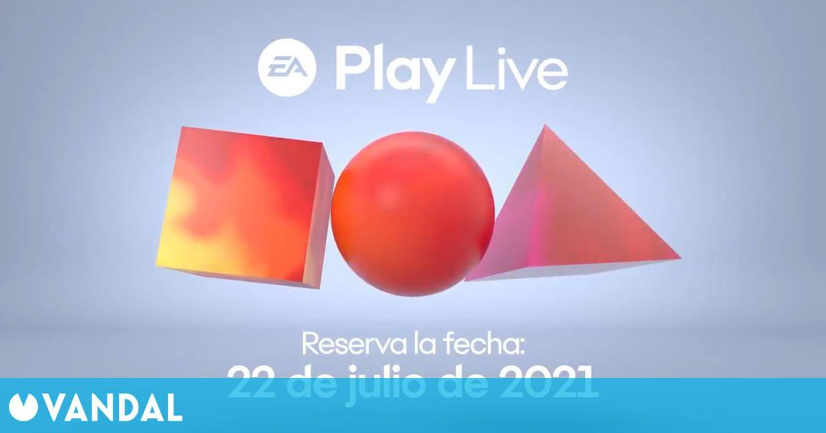 La conferencia EA Play Live 2021 se celebrará el 22 de julio