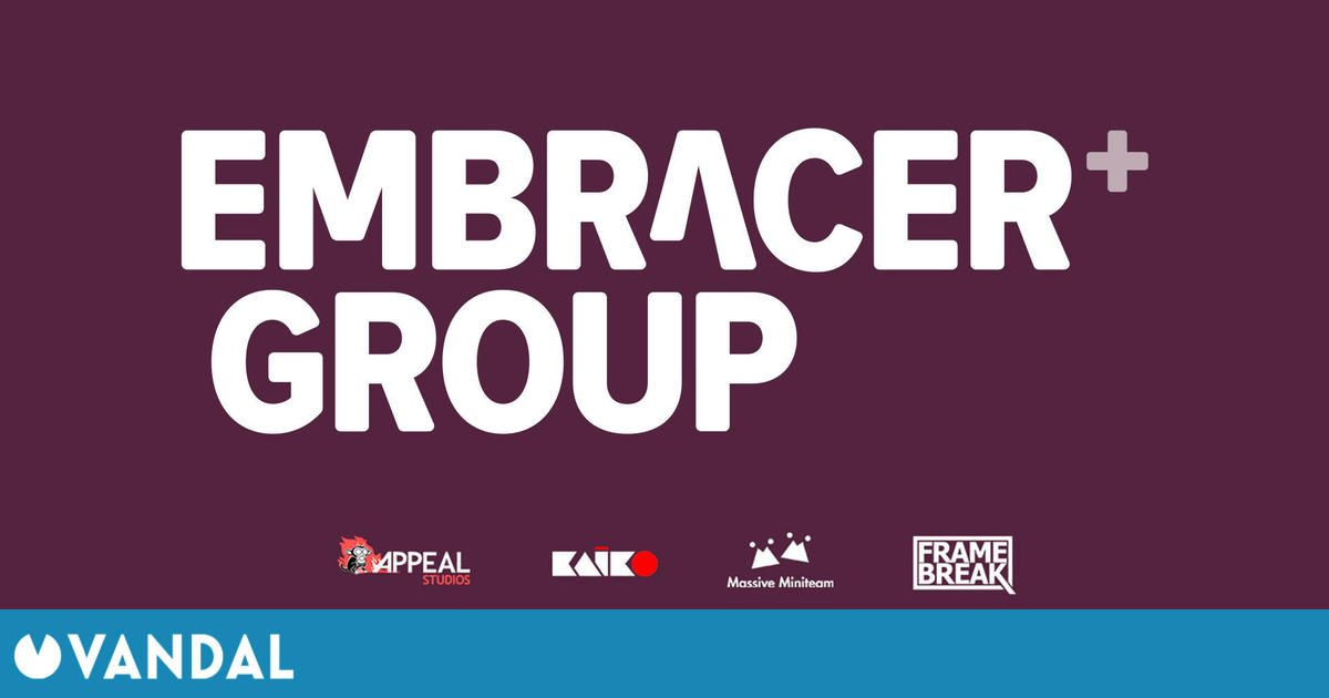 Embracer Group adquiere Appeal Studios, KAIKO, Massive Miniteam, FRAME BREAK y abre Gate21