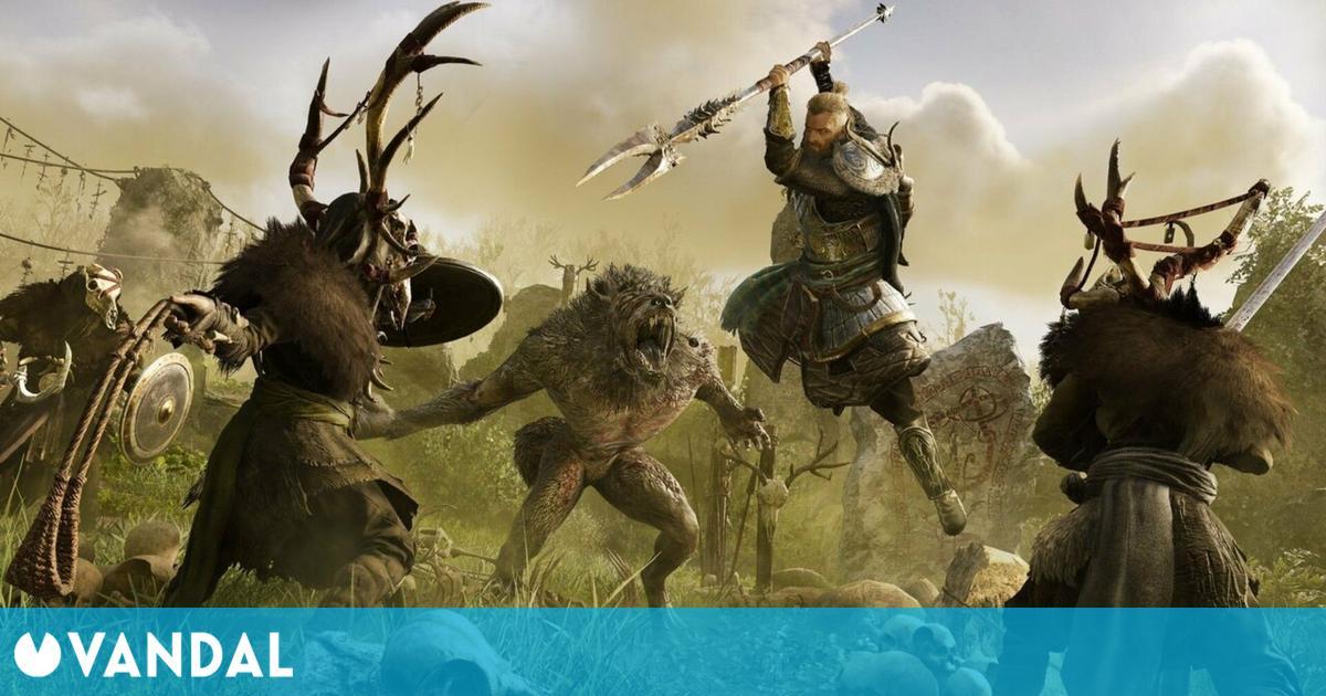 Assassin's Creed Valhalla nos lleva a Irlanda con el nuevo tráiler de su expansión