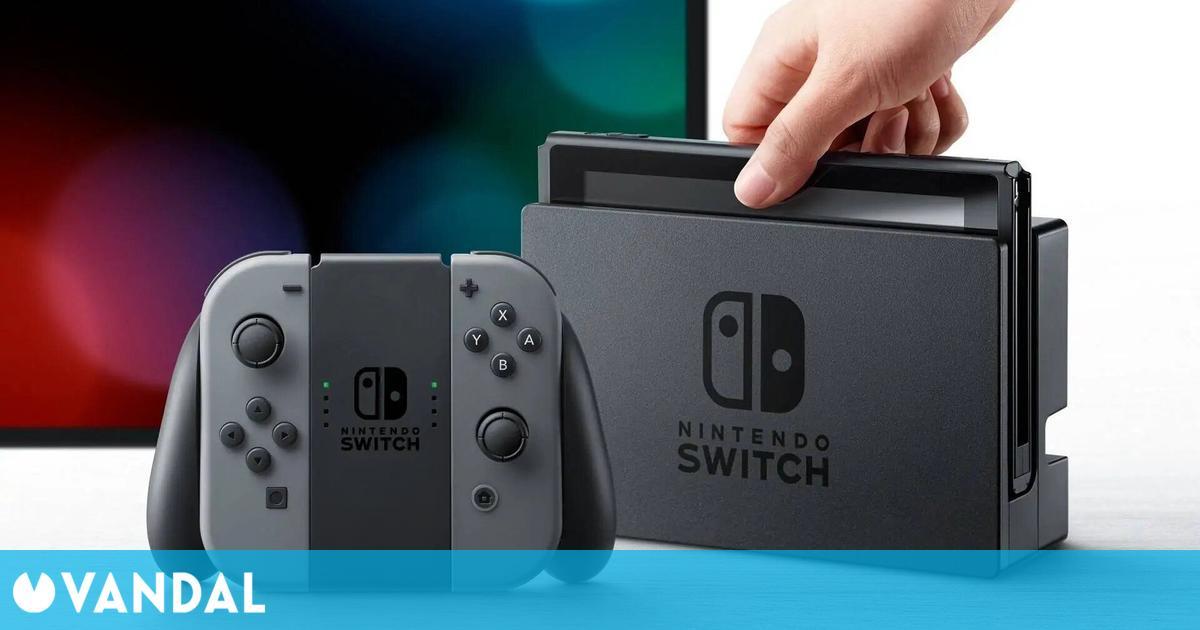 Nintendo Switch actualiza su firmware a la versión 12.0.2, ya disponible
