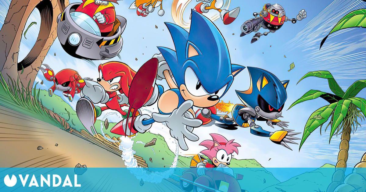 Sega reitera que no hay problema con los juegos fan de Sonic no comerciales