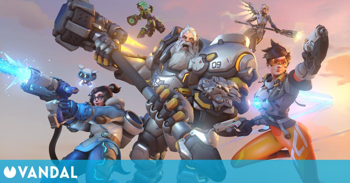 Overwatch 2 mostrará su jugabilidad la próxima semana en un directo de 2 horas