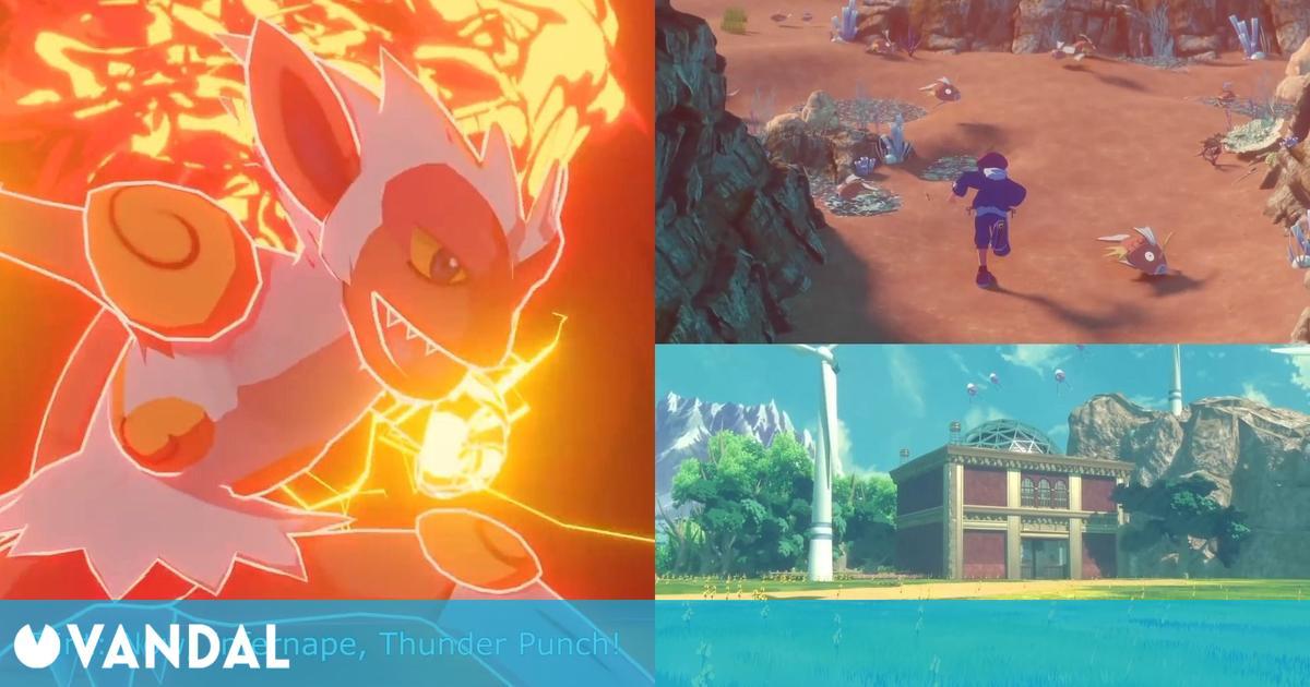 Pokémon Diamante y Perla: Fans imaginan en vídeo un espectacular remake en 3D