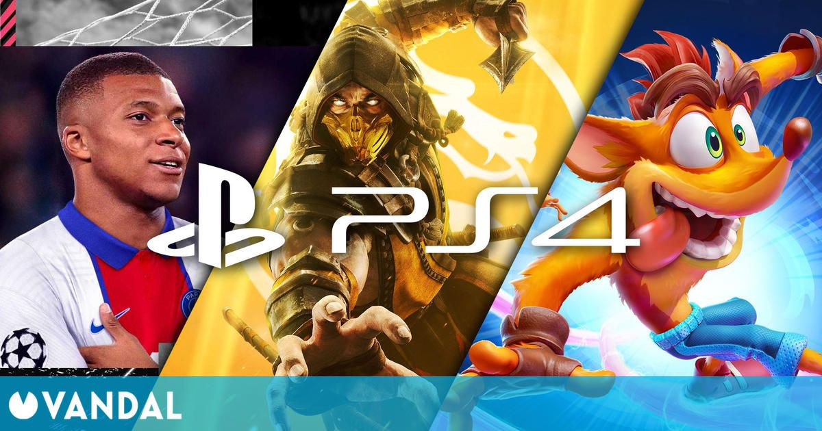 Ofertas PS4: Crash Bandicoot 4, FIFA 21 Champions Edition, Mortal Kombat 11 y más