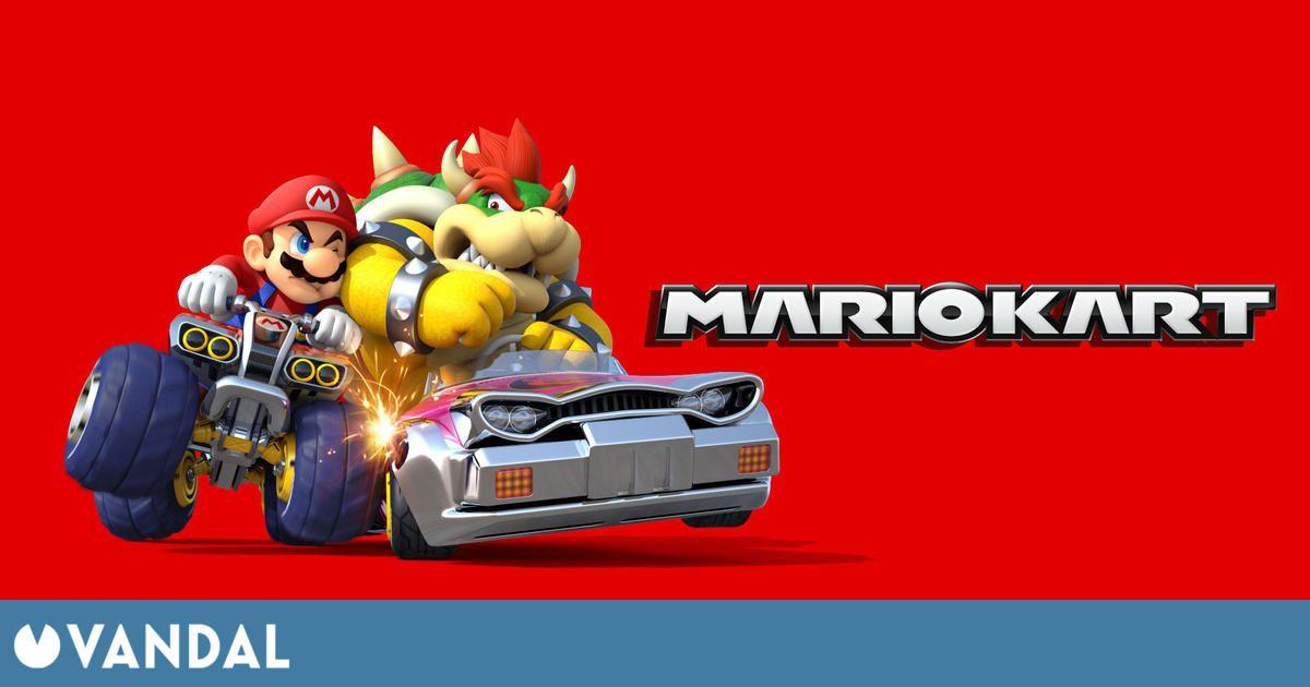Nintendo estaría preparando un nuevo Mario Kart para finales de 2021 o principios de 2022