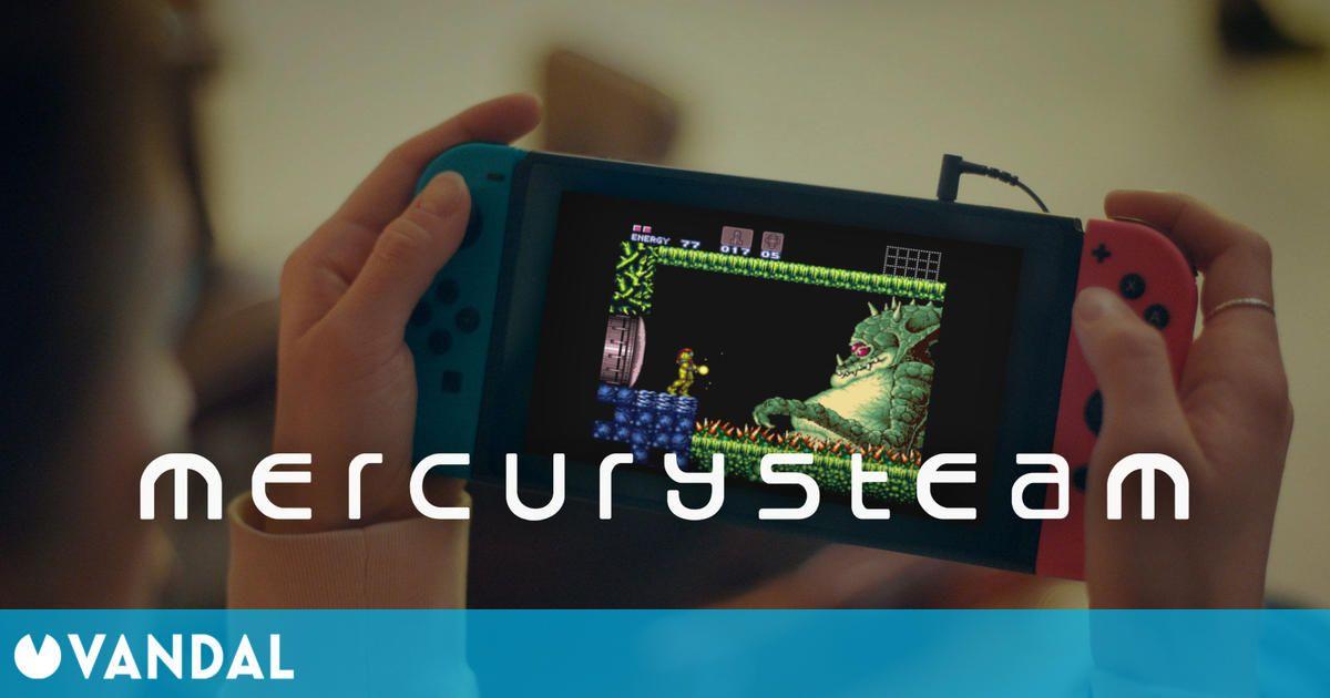 Metroid tendrá un nuevo juego 2D en Switch de la mano de MercurySteam, según un rumor