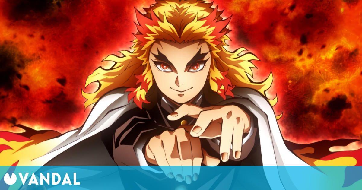 El juego de Demon Slayer: Kimetsu no Yaiba incluirá a Kyojuro Rengoku